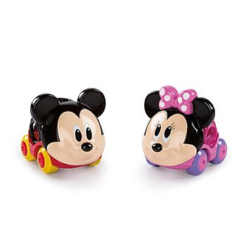 Mickey and Minnie GoGrippers Playset