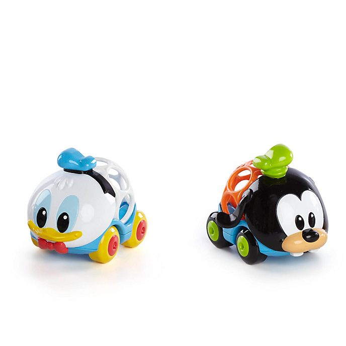 Donald and Goofy GoGrippers Playset