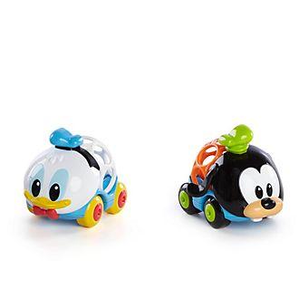 Donald und Goofy - GoGrippers Spielset