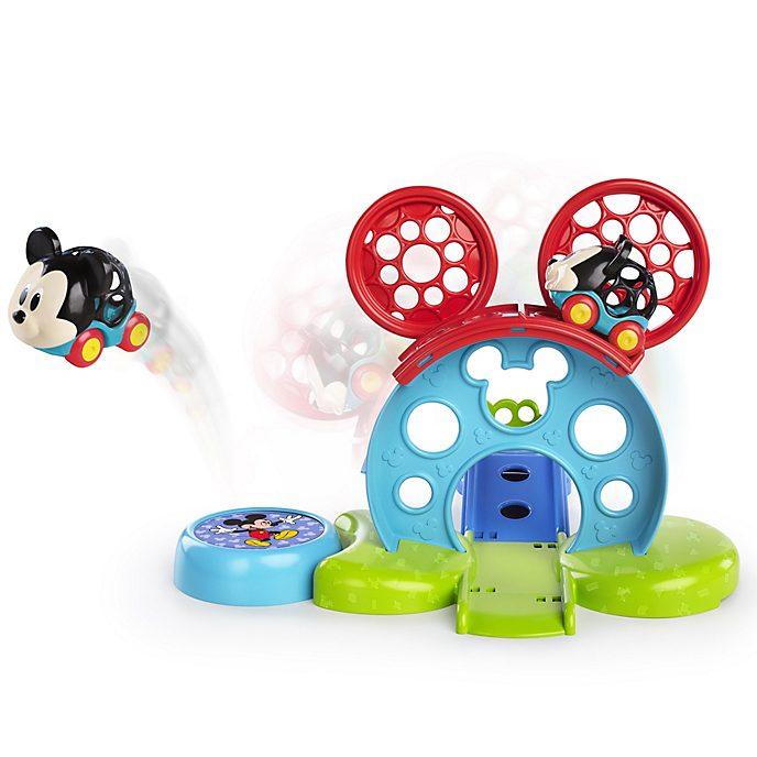Set juego carreras y saltos Mickey Mouse