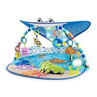 Gimnasio luces y música océano Maestro Raya, Buscando a Nemo
