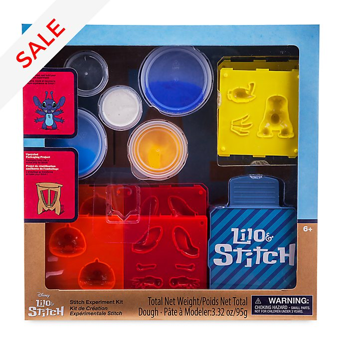 Disney Store SPARK Stitch Experiment Kit
