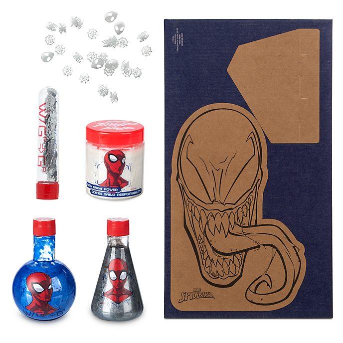 Disney Store Coffret Laboratoire de Spider-Man SPARK