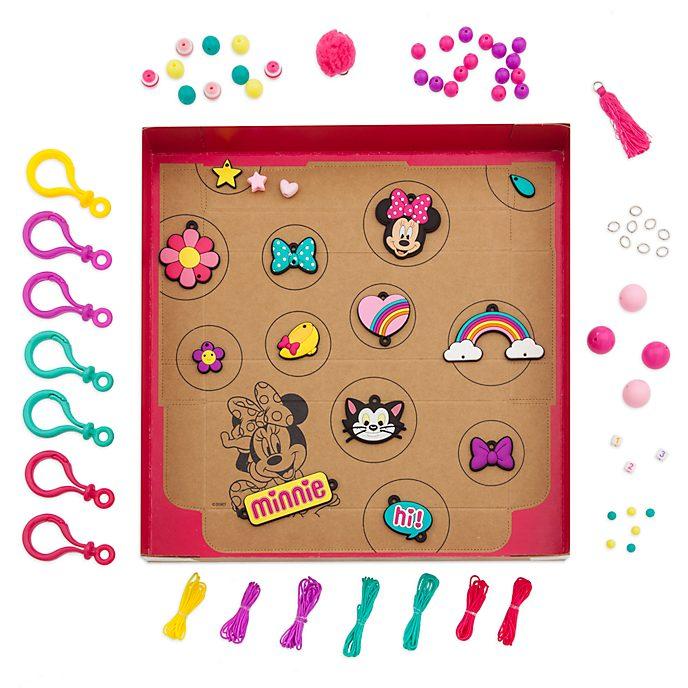 Disney Store SPARK Clips pour sac à dos Minnie à faire soi-même
