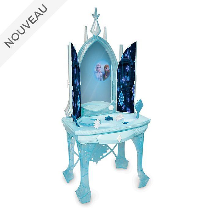 Coiffeuse enchantée d'Elsa, La Reine des Neiges2