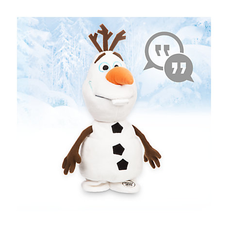 Interactive Plush Olaf, Disney Animators' Collection