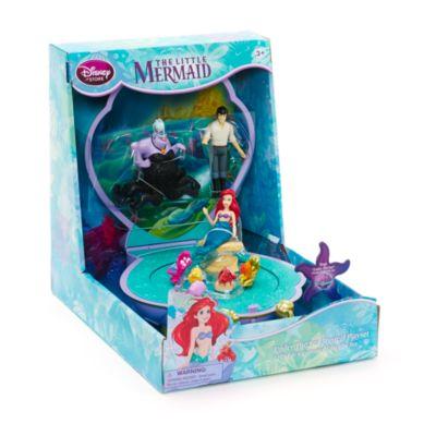 """Set de juego musical """"Bajo el mar"""" de La sirenita"""