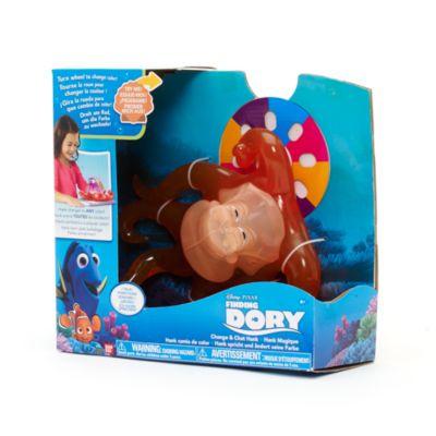 Findet Dorie - Hank Spielzeug mit Farbänderung und Sprache
