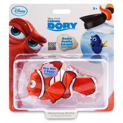 Gioco da bagno Nemo che nuota, Alla ricerca di Dory