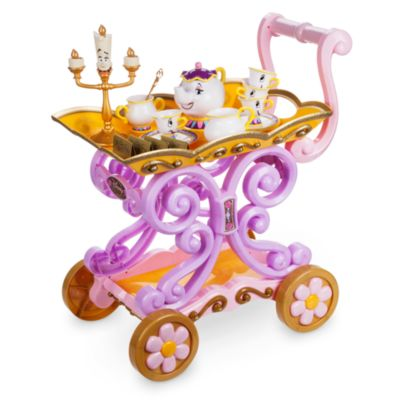 Belle's Tea Cart, Beauty and the Beast