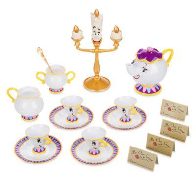 Chariot à thé Belle, La Belle et La Bête