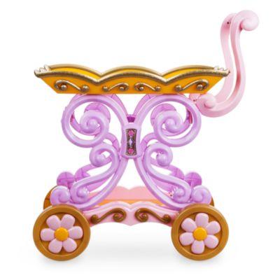 Belles tevagn, Skönheten och Odjuret