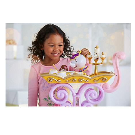 Belle's Tea Cart, Beauty and the Beast