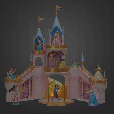 Disney Prinsessor lekset med lysande slott