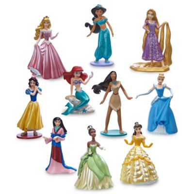 Disney Prinzessin - Schloss Spielset mit Beleuchtung