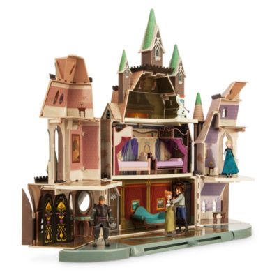 Frozen Castle of Arendelle Playset