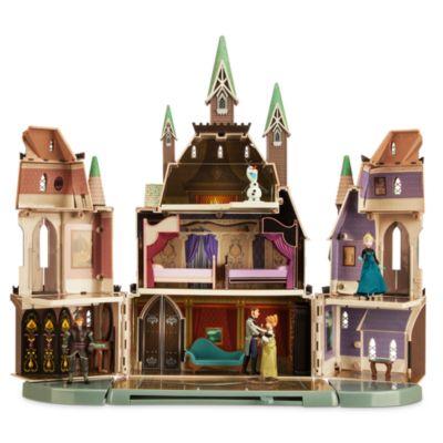 Set juego castillo Arendelle, Frozen