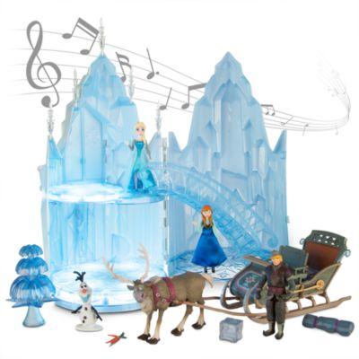 Frost Elsa isslott med speldosa