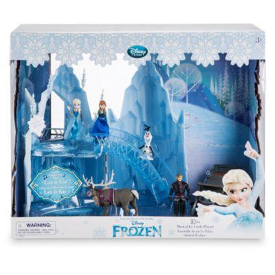 Frozen Elsa Musical Ice Castle Playset