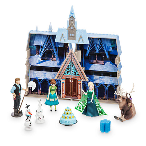 Frozen Castle Playset