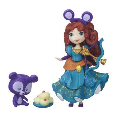 Ensemble mini poupée Jeux d'aventures de Merida, Rebelle