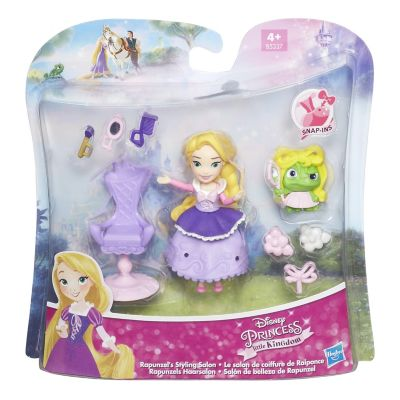 Rapunzel's Styling Salon Mini Doll Set, Tangled