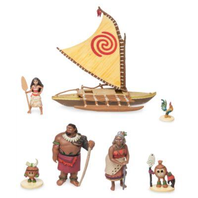 Vaiana legesæt med båd