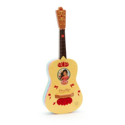 Elena of Avalor Storytime Guitar