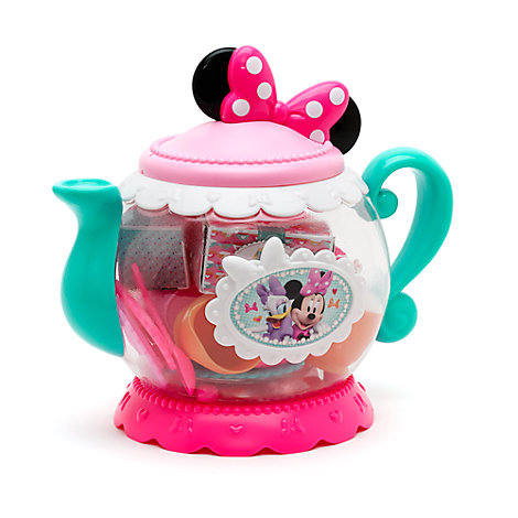 Minnie Maus - Playset - Teekanne
