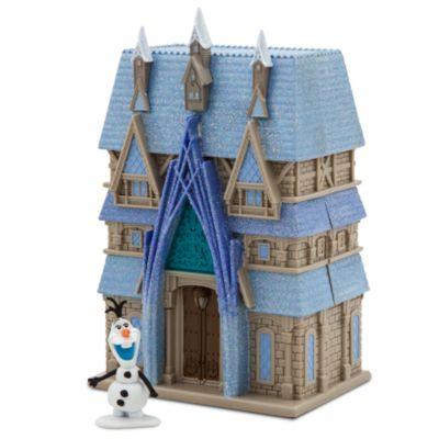 Frost lekset med slott