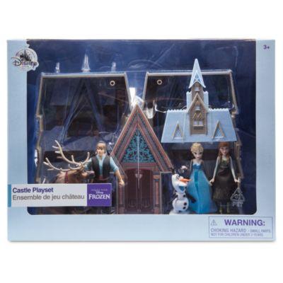 Set da gioco castello Frozen - Il Regno di Ghiaccio