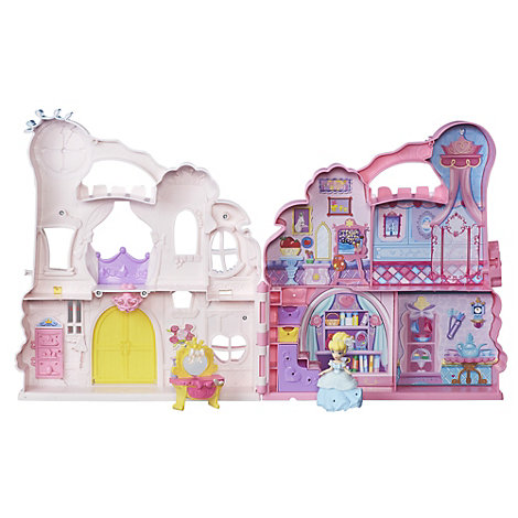 Disney Prinzessin -  Play 'n' Carry Schloss