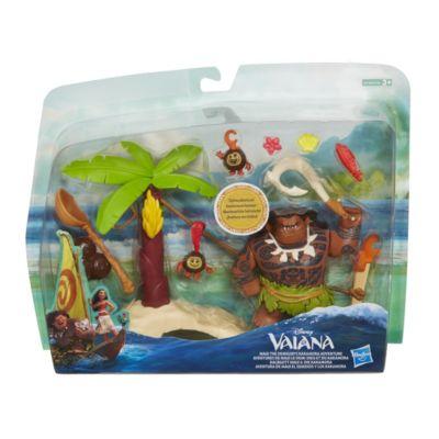 Set da gioco con i Kakamora, Oceania
