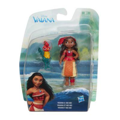 Vaiana und Heihei-Figurenset