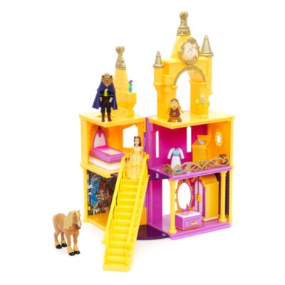 Beauty And The Beast Deluxe Castle Playset
