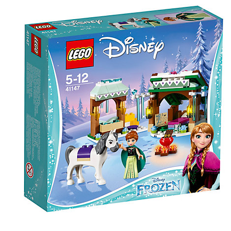 LEGO Frozen Anna's Snow Adventure Set 41147