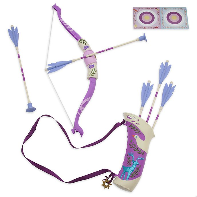 Disney Store Rapunzel Archery Set, Tangled: The Series