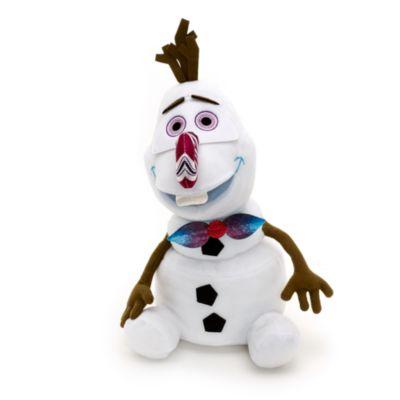 Olaf - Singende Kuschelpuppe mit austauschbaren Elementen