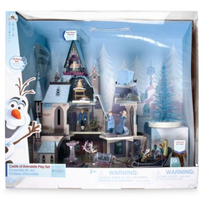 Olaf's Frozen Adventure Castle of Arendelle Play Set
