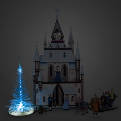 Set da gioco Castello di Arendelle, Frozen - Le Avventure di Olaf