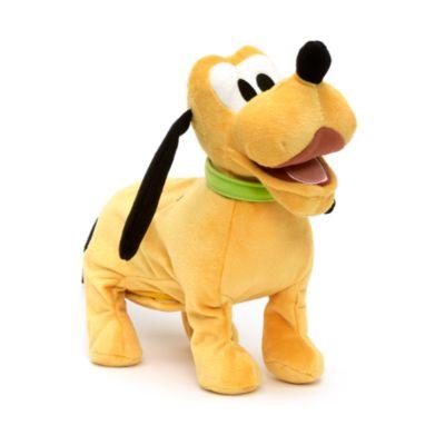 Divertido juguete mecánico Pluto, Mickey y los Superpilotos