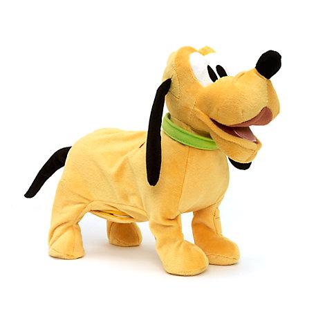 Jouet mécanique Pluto, Mickey Top Départ