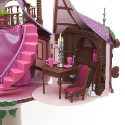 Rapunzels torn lekset