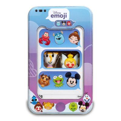 Boîte surprise Disney Emoji #ChatCollection avec deux Emojis