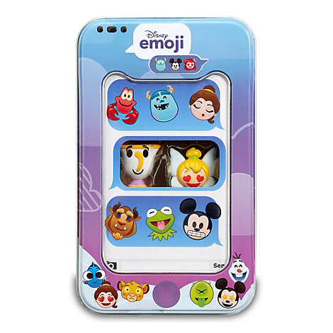 Disney Emoji #ChatCollection Tin
