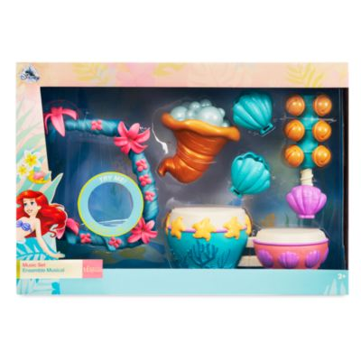 The Little Mermaid Musical Instrument Set
