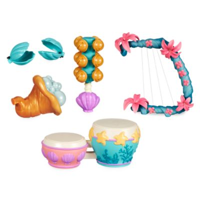 Set strumenti musicali La Sirenetta