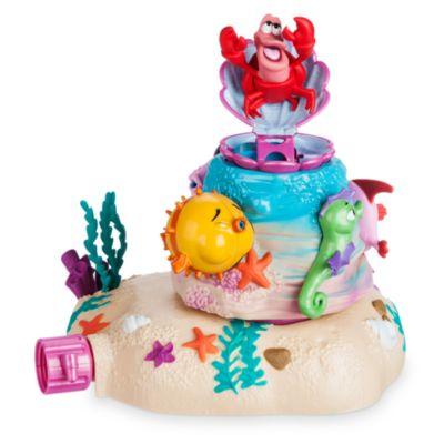The Little Mermaid Bubble and Splash Sprinkler