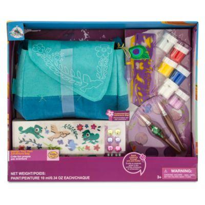 Rapunzel - Neu verföhnt - die Abenteuertasche zum Selbstentwerfen