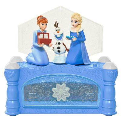 Boîte à bijoux Joyeuses Fêtes avec Olaf